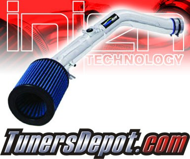 Injen® Power-Flow Cold Air Intake (Polish) - 00-04 Toyota Tacoma 2.4L/2.7L 4cyl