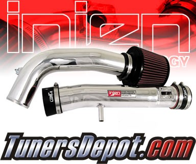 Injen® Power-Flow Cold Air Intake (Polish) - 03-07 Nissan Murano 3.5L V6