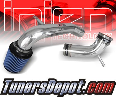 Injen® Power-Flow Cold Air Intake (Polish) - 03-08 Dodge Ram Pickup Hemi 5.7L V8