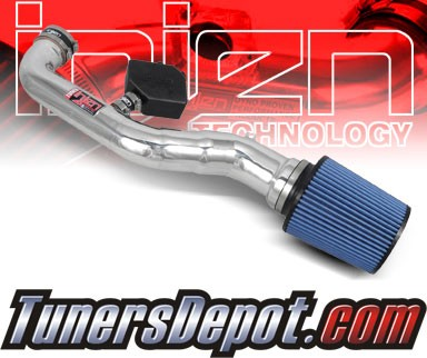 Injen® Power-Flow Cold Air Intake (Polish) - 05-11 Nissan Frontier 4.0L V6