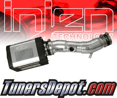 Injen® Power-Flow Cold Air Intake (Polish) - 05-11 Toyota Tacoma 4.0L V6 (w/ Power-Box)