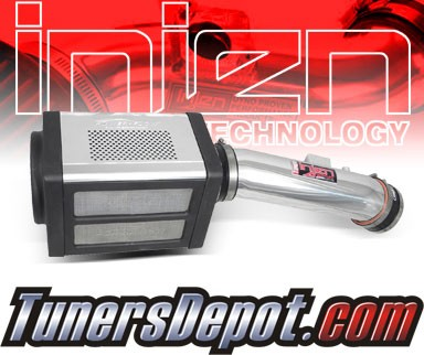Injen® Power-Flow Cold Air Intake (Polish) - 07-10 Toyota Tundra 5.7L V8 (w/ Power-Box)