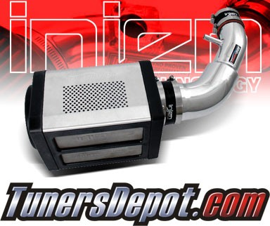 Injen® Power-Flow Cold Air Intake (Polish) - 07-11 Jeep Wrangler 3.8L V6 (w/ Power-Box)