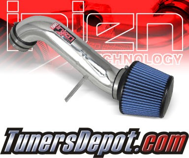 Injen® Power-Flow Cold Air Intake (Polish) - 08-10 Cadillac CTS 3.6L V6