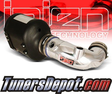 Injen® Power-Flow Cold Air Intake (Polish) - 08-10 F-450 F450 Super Duty 6.4L V8 (w/ Power-Box)