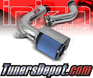 Injen® Power-Flow Cold Air Intake (Polish) - 09-11 Dodge Ram Pickup 3.7L V6