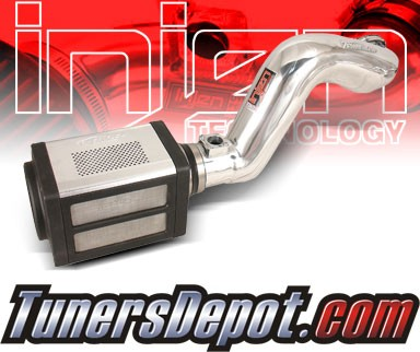 Injen® Power-Flow Cold Air Intake (Polish) - 09-11 GMC Sierra Denali 6.0L V8