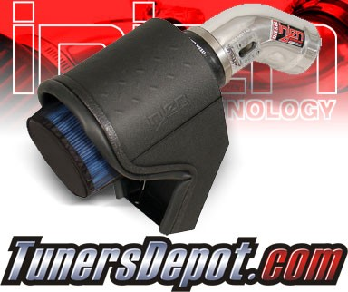 Injen® Power-Flow Cold Air Intake (Polish) - 2011 Ford F-250 F250 Super Duty 6.7L V8 (w/ Heat Shield)