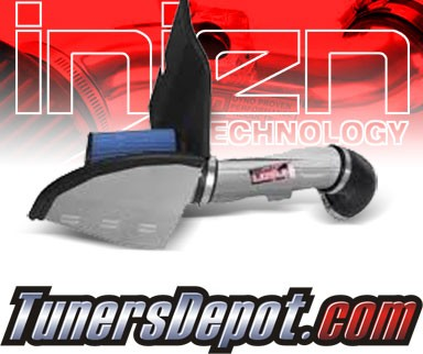 Injen® Power-Flow Cold Air Intake (Polish) - 2012 Chevy Camaro 3.6L V6 (w/ Heat Shield)