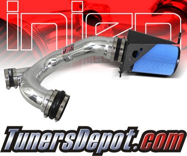 Injen® Power-Flow Cold Air Intake (Polish) - 2012 Ford F-150 F150 3.5L V6 (w/ Air-Box)
