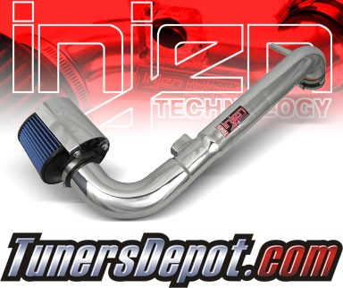 Injen® Power-Flow Cold Air Intake (Polish) - 2012 Toyota Tacoma 2.7L 4cyl