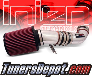 Injen® Power-Flow Cold Air Intake (Polish) - 94-04 GMC Sonoma 4.3L V6