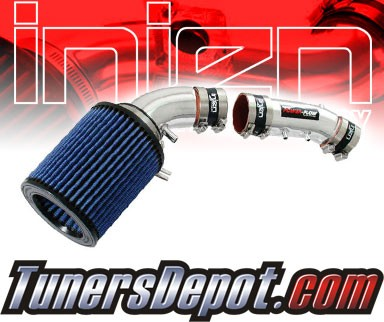 Injen® Power-Flow Cold Air Intake (Polish) - 96-98 Toyota 4Runner 4-Runner 3.4L V6