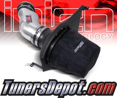 Injen® Power-Flow Cold Air Intake (Polish) - 99-03 Ford F-350 F350 Super Duty 7.3L V8 (w/ Heat Shield)