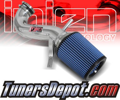 Injen® Power-Flow Short Ram Intake (Polish) - 06-10 Dodge Charger 5.7L V8 Hemi