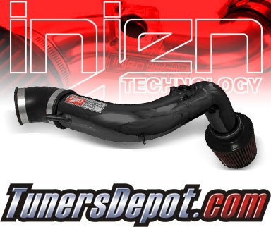 Injen® SP Cold Air Intake (Black Powdercoat) - 03-08 Mazda 6 3.0L V6 (AT)