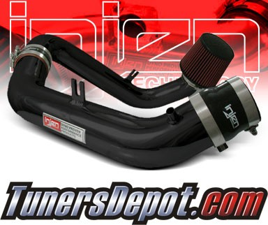 Injen® SP Cold Air Intake (Black Powdercoat) - 04-05 Honda S2000 2.2L 4cyl