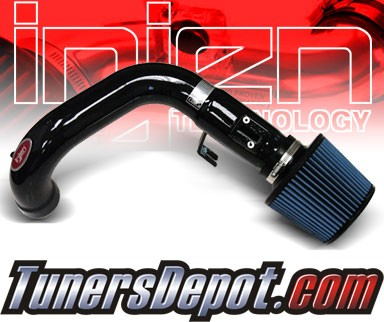 Injen® SP Cold Air Intake (Black Powdercoat) - 05-06 Chevy Cobalt SS 2.0L 4cyl Supercharged