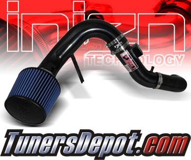 Injen® SP Cold Air Intake (Black Powdercoat) - 05-08 Chevy Cobalt SS 2.4L 4cyl