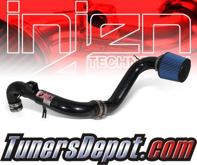 Injen® SP Cold Air Intake (Black Powdercoat) - 06-11 Honda Civic EX/DX/LX 1.8L 4cyl