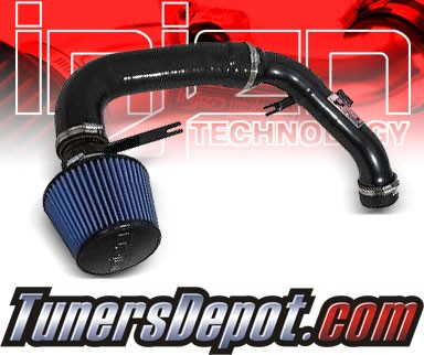 Injen® SP Cold Air Intake (Black Powdercoat) - 06-12 Mitsubishi Eclipse 3.8L V6