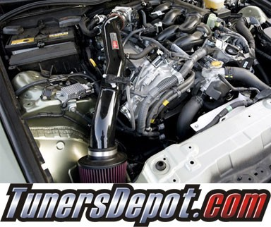Injen® SP Cold Air Intake (Black Powdercoat) - 06-14 Lexus IS250 2.5L V6