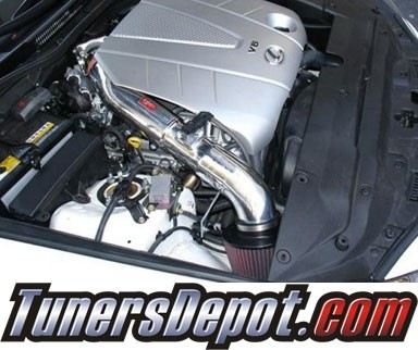 Injen® SP Cold Air Intake (Black Powdercoat) - 06-14 Lexus IS350 3.5L V6