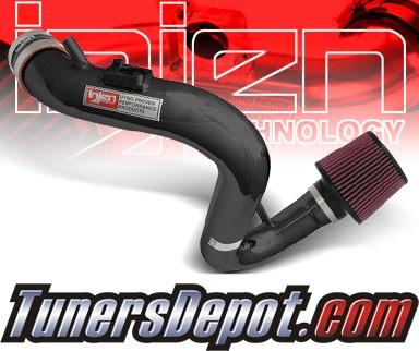 Injen SP Series Cold Air Intake System Black 07-13 Mazda Mazdaspeed3 2.3L Turbo