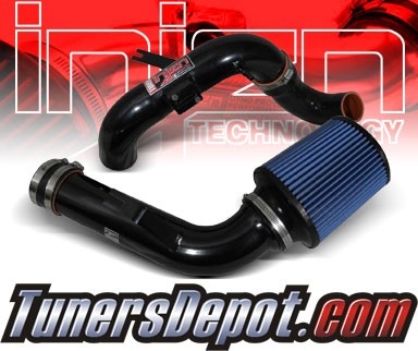 Injen® SP Cold Air Intake (Black Powdercoat) - 08-09 Chevy Cobalt SS Turbo 2.0L 4cyl