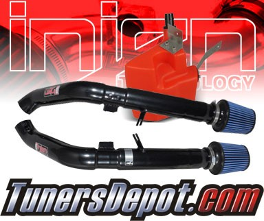 Injen® SP Cold Air Intake (Black Powdercoat) - 09-11 Nissan 370Z Nismo 3.7L V6