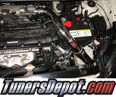 Injen® SP Cold Air Intake (Black Powdercoat) - 09-12 Kia Soul 2.0L 4cyl