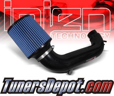 Injen® SP Cold Air Intake (Black Powdercoat) - 10-12 Hyundai Genesis 2.0L 4cyl