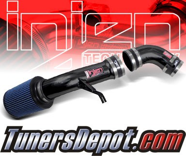 Injen® SP Cold Air Intake (Black Powdercoat) - 10-12 Hyundai Genesis 2dr 3.8L V6
