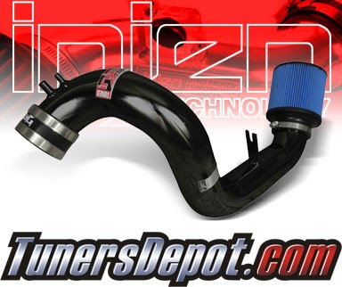 Injen® SP Cold Air Intake (Black Powdercoat) - 11-15 Kia Optima 2.4L 4cyl