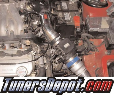 Injen® SP Cold Air Intake (Polish) - 00-03 Mitsubishi Galant 3.0L V6