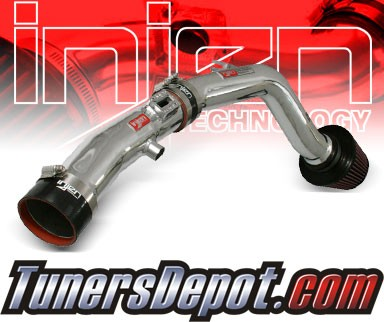 Injen® SP Cold Air Intake (Polish) - 04-08 Nissan Maxima 3.5L V6