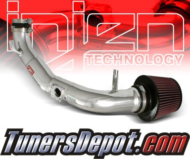 Injen® SP Cold Air Intake (Polish) - 06-08 Mazda Mazdaspeed 6 2.3L 4cyl (MT)