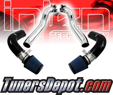 Injen® SP Cold Air Intake (Polish) - 07-08 Nissan 350Z 3.5L V6