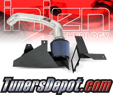 Injen® SP Cold Air Intake (Polish) - 07-10 Volvo C30 Turbo 2.5L 5cyl (MT)