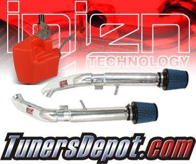 Injen® SP Cold Air Intake (Polish) - 09-11 Nissan 370Z Nismo 3.7L V6