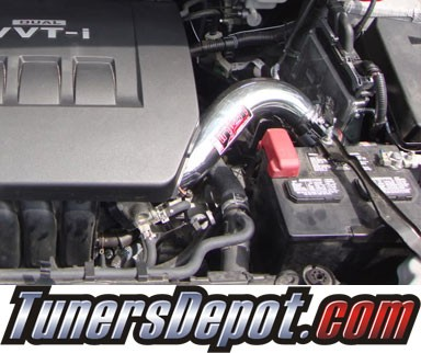Injen® SP Cold Air Intake (Polish) - 09-13 Toyota Corolla 1.8L 4cyl (MT)