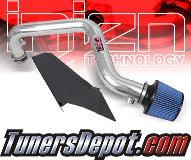 Injen® SP Cold Air Intake (Polish) - 10-13 VW Volkswagen Golf GTI Turbo 2.0L 4cyl