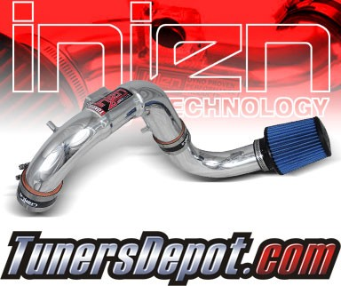 Injen® SP Cold Air Intake (Polish) - 11-13 Ford Fiesta 1.6L 4cyl