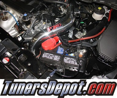 Injen® SP Cold Air Intake (Polish) - 12-13 Honda Civic 1.8L 4cyl