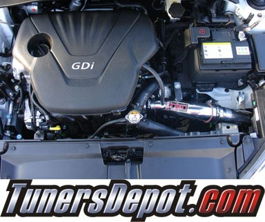 Injen® SP Cold Air Intake (Polish) - 12-13 Hyundai Veloster 1.6L 4cyl