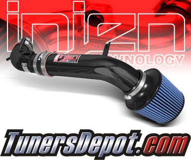 Injen® SP Cold Air Intake (Wrinkle Black) - 10-12 Ford Fusion 2.5L 4cyl