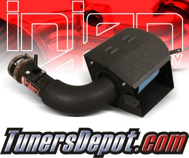 Injen® SP Cold Air Intake (Wrinkle Black) - 13-14 Scion FR-S FRS 2.0L 4cyl