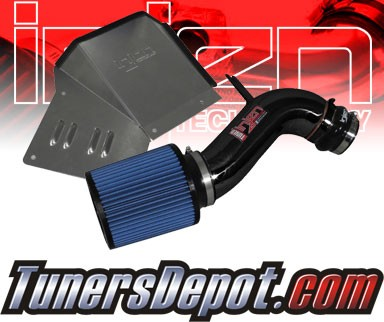 Injen® SP Cold Air Intake (Wrinkle Black) - 2012 Audi S4 3.0L V6 Supercharged