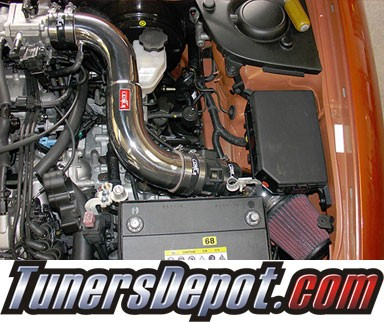 Injen® SP Short Ram Intake (Black Powdercoat) - 05-08 Hyundai Tiburon 2.7L V6