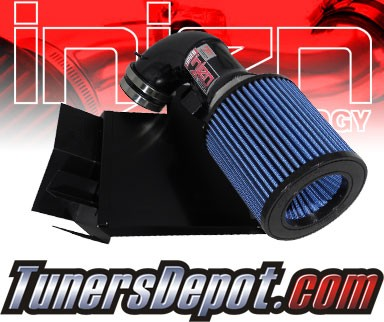 Injen® SP Short Ram Intake (Black Powdercoat) - 07-12 BMW 328i 3.0L L6 E90/E91/E92/E93